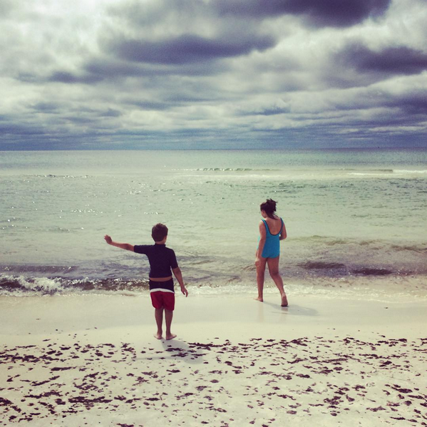 santa rosa beach oct 2015